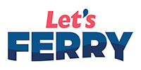 Let's Ferry logo