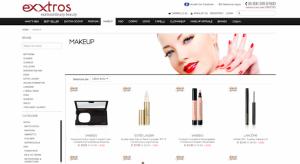 exxtros linea makeup