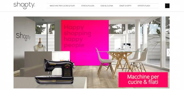 Macchine da cucire offerte online the shopping corner for Lidl offerte della settimana macchina da cucire