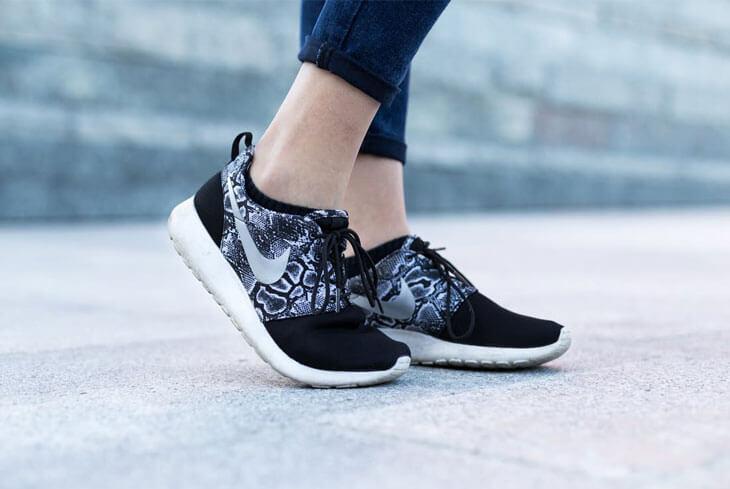 I migliori modelli di scarpe da ginnastica su YouSporty