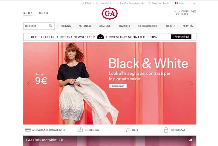 stile distintivo completo nelle specifiche fashion design L'abbigliamento di C&A Italia: qualche proposta adatta all ...