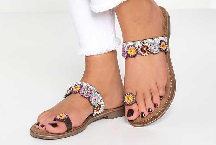taglia 40 b86cf 56a47 Una selezione dei migliori modelli scontati di sandali da ...