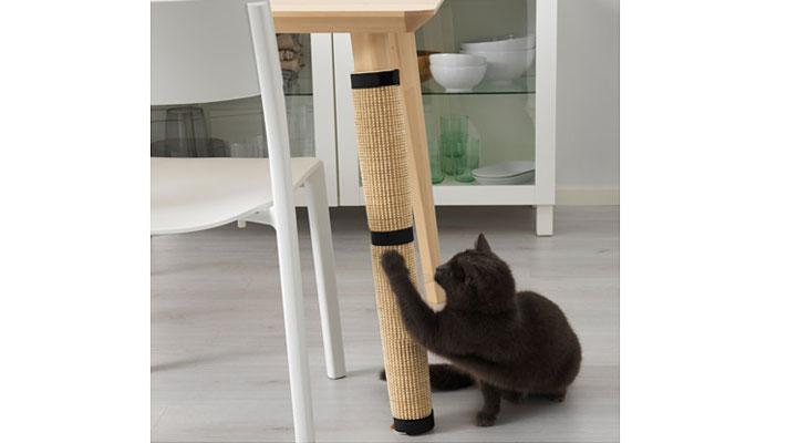 Ikea lancia lurvig la nuova linea di arredamento per for Tiragraffi ikea